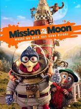 Plakat filmu Solan i Ludwik - misja księżyc