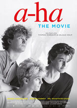 Plakat filmu A-HA