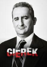 Plakat filmu Gierek